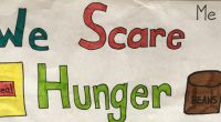 """The Me to We group is taking part in the """"We Scare Hunger"""" campaign. Their goal is to reach over 200 items of food by November 3rd. Please place non-perishable […]"""
