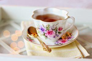 Volunteer Tea