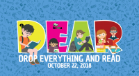 On Monday, October 22nd we will be joining thousands of readers across the province as we participate in the Drop Everything and Read challenge.  We are inviting everyone to wear […]