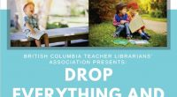 Join us as we celebrate BC School Library Day and Drop Everything And Read on October 21st at 12:15pm. Wear your PJs and bring a stuffed animal to help us […]