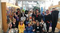 Happy Halloween from South Slope / BCSD Staff!